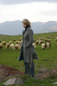 woman-and-sheep